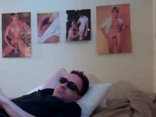 layin in bed jerking-prt3