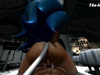 The Hanyou - Naughty Felicia 2