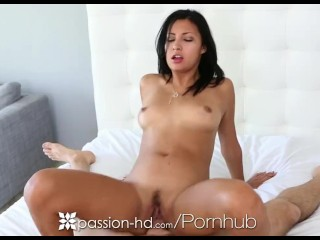 Passion-HD - Exotic Jade Jantzen takes all the dick she can