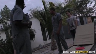 Sara Jay gets ganbanged by black dudes in front of her son big-cock bbc huge-tits milf mature hardcore big-tits mom cumshots shaved gangbang cock-sucking interracial pawg dogfartnetwork big-dick fake-tits