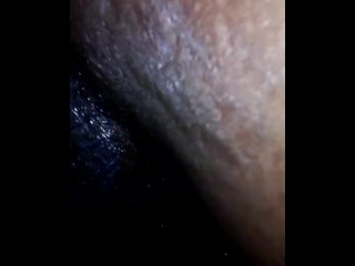 Awesome creampie pussy