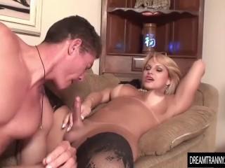 Sexy Carla is Fucked Bareback