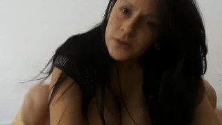 Hotel Cleaner POV sex