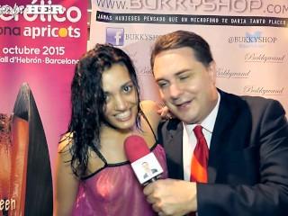 Carlota Teen gives a blowjob lesson for Andrea Diprè