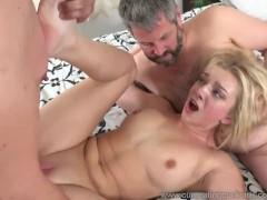 Tiffany Watson Fucks Another Man While Husband Watches