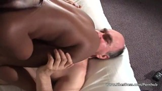 Masked ebony receives facesitting pleasure  rimjob masked boots facesitting ebony femdom amateur domination handjob rimming interracial shesboss big boobs old young