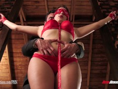 Movie:Valentina Nappi Tied up and Used