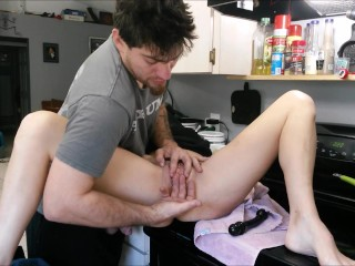 squirting demonstration video How To Give A Woman An Orgasm - Make Her Come Easily.