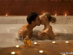 Anal Blonde MILF Lessons In Sex