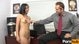 Fresh Off The Boat 07 - Scene 4 milf pornhub asian thai mom shaved mother natural-boobs small-tits doctor-patient cowgirl dick-riding doggy-style pussy-licking