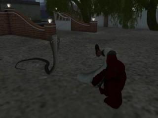 Matt Devil Snake Charmer