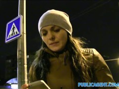 PublicAgent Lost Russian fucks for taxi money