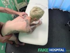 FakeHospital Busty tattooed patient fucked hard