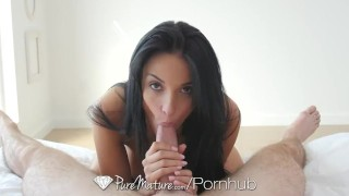 PureMature - Anissa Kate's superb ass is pounded by hard cock