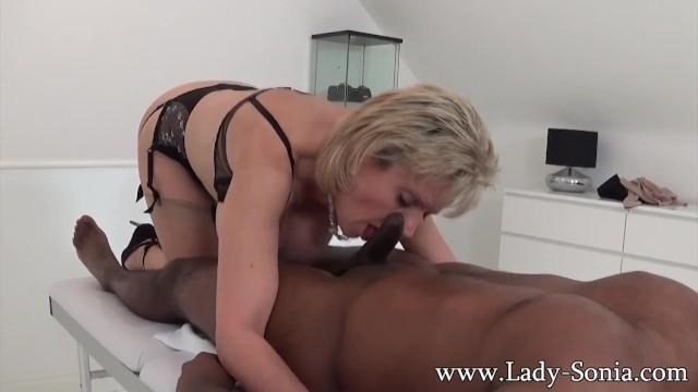 Lady Sonia Black Guy Massage, Handjob, Blowjob And Titjob -2561