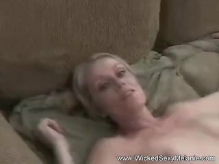 Creampie Surprise For Amateur GILF