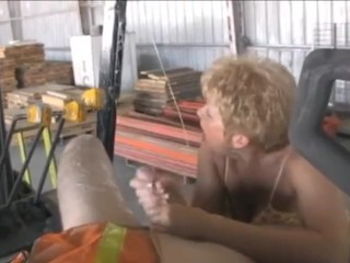 Making the worker explode