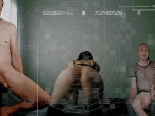 Virtual sex session, @cupcakeesxx and Sasha Semoz