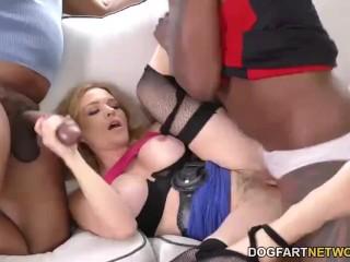 Krissy Lynn takes DP fucking – Cuckold Sessions