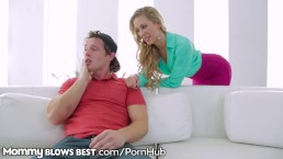 MommyBlowsBest The Boss' Hot Wife