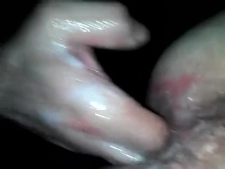 Trying to get fisted