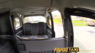 FakeTaxi Cum hungry babe with stiff nipples  outdoor sex doggy style dick riding real sex british amateur blowjob cumshot pov faketaxi hardcore young reality teenager uk