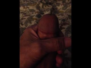 Mature woman sucks the big cock