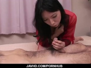 Gorgeous scenes of hardcore sex with brunette Yukari