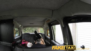 FakeTaxi Deep anal for lady with big tits  blonde blowjob cumshot public camera faketaxi milf rimming spycam car reality rough deepthroat facial cum on face