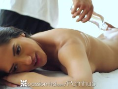 Passion-HD – Sexy latina Chloe Amour cums hard on some cock