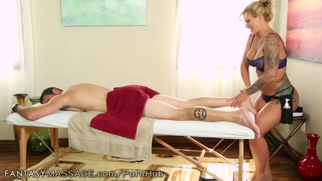 Fantasymassage serious mommy issues 3