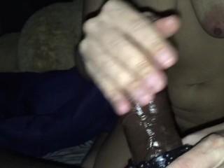 Stroke it bitch