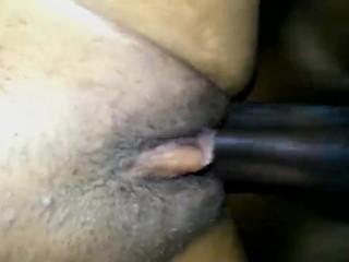Phat pussy creaming big balls pt2