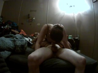 69 with riding hard cock squirt cumshot
