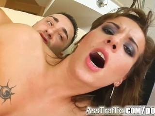 Ass Traffic Her tight ass is begging to be fucked hard