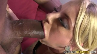 Preview 5 of Cameron's pussy gets fucked by a huge black dick