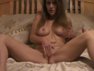 Sexy Cowgirl Nikki Masturbating ***One of My First Videos***