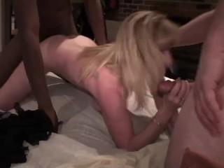 miltf anal gang bang