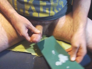 No. 105 - Thick Jizz in 3 Minutes