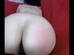 Horny mature big ass chubby BBW masturbate hairy pussy hot wife sexy Milf