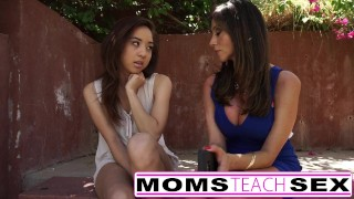 Moms Teach Sex - Step mom fucks daughters boyfriend  ariella ferrera asian blowjob cumshot big dick young brunette 3some cougar threesome moms teach sex mila jade pussy licking step mom momsteachsex hot mom colombian huge tits