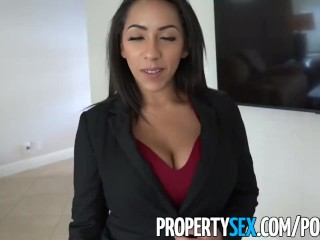 Propertysex client cheats on wife with real estate agent - 2 part 9