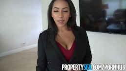 PropertySex -Busty real estate