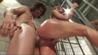 BrutalClips - Prisoners Get Abused in Their Jail Cell