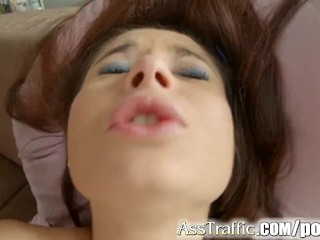 AssTraffic Aurelly Rebel is a sultry Brunette hailing from Russia. She love