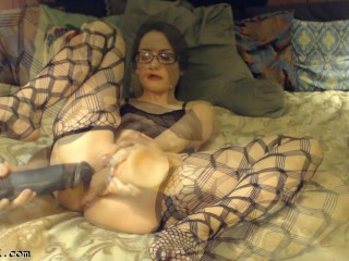 AdalynnX – Your Pathetic Cock Good For DoubleVag