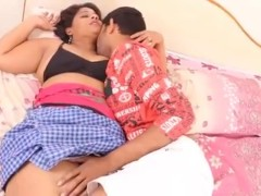 Sexy Indian Girl Having Sex With Boyfriend In Friend Room
