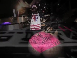 BigTUpNext turns up Club E Feat. Kandy Krush (Twerk video HipHop)