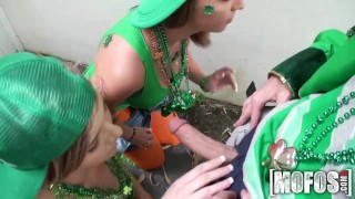 Mofos - Sexy St. Patricks day party  st patrick big tits ass teen mofos party booty mofosnetwork blonde amateur pov bi tis busty young cock sucking heels shaved threesome teenager huge tits