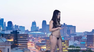 Giantess World Domination  kink giantess giantess growth female domination giantess sfx female dominatrix femdom asian